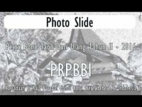 PRPBBI - Pesta 2016 - Photo Slide